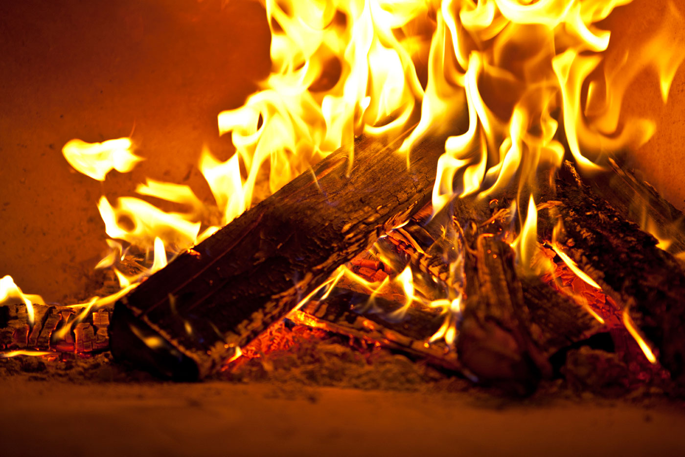 Image result for wood fire